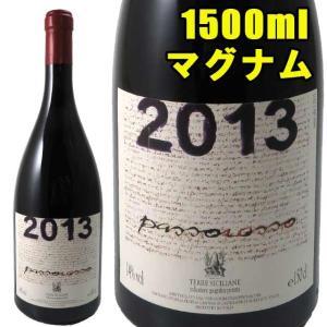 パッソピッシャーロ パッソロッソ 2013 マグナムボトル kinko-wine