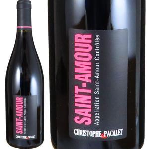 クリストフ・パカレ サンタムール 750ml赤 ボジョレーワイン kinko-wine