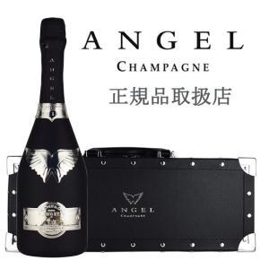 エンジェル シャンパン NV ブリュット 750ml 箱付き 正規品 シャンパーニュ エンジェル|kinko-wine