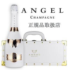エンジェル シャンパン NV ブリュット ロゼ 750ml 箱付き 正規品 シャンパーニュ エンジェル|kinko-wine