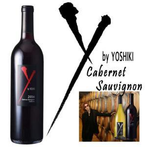 Y by YOSHIKI ワイ・バイ・ヨシキ カベルネソーヴィニヨン 2016 750ml赤 kinko-wine