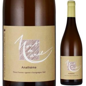 ドメーヌ・モンドマリー キュヴェ アナテーム ブラン 2017 750ml白 自然派ワイン|kinko-wine