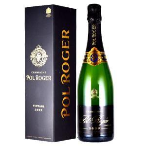 ポル・ロジェ ブリュット 2009 ビンテージ 750ml箱入 シャンパン|kinko-wine