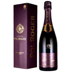ポル・ロジェ ロゼ・ビンテージ 2009 750ml箱入 シャンパン|kinko-wine