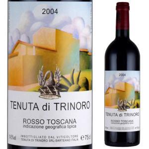 テヌータ・ディ・トリノーロ 2004 750ml赤 ロッソ・トスカーナ イタリアワイン|kinko-wine
