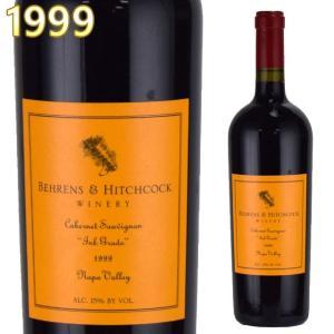 ベーレンス&ヒッチコック カベルネソーヴィニヨン インク・グレード 1999 750ml赤|kinko-wine