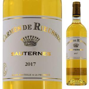 カルム・ド・リューセック 2017 750ml 貴腐ワイン ソーテルヌ|kinko-wine