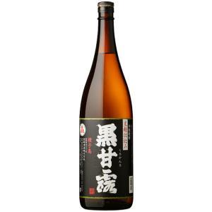 黒甘露 25度1800ml |kinko