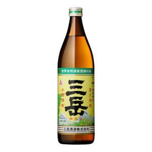 三岳酒造 本格芋焼酎 三岳 25度900ml |kinko