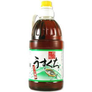 フンドーキン醤油 うすくち  1.5L |kinko