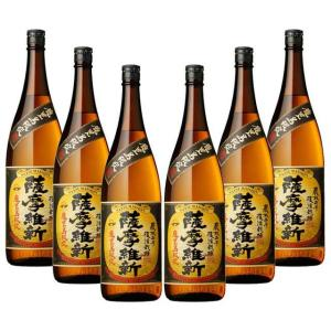 【ケース買い】薩摩維新 25度 1800mlX6本 セット 鹿児島限定 芋焼酎 小正醸造