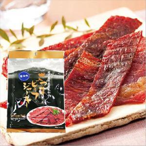 【鹿児島の黒牛を使用したジャーキー】さつまビーフジャーキー 醤油味 30g
