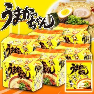 【送料無料】ハウス食品 うまかっちゃん九州の味 5食入×6パック 30食セット