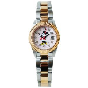 ディズニー・ミニーマウス腕時計...