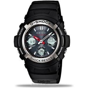 カシオ G-SHOCK AWG-M100-1AJF 【正規品】 CASIO カシオ ソーラー 電波時計|kinkodo