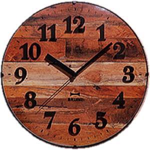 ビンテージデザインの壁掛け時計|kinkodo