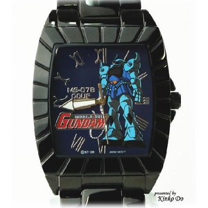 機動戦士・ガンダム腕時計 GDI09-E|kinkodo