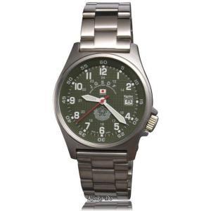 陸上自衛隊 腕時計 メタル S455M-01M(S455M-09)|kinkodo