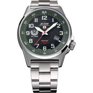 陸上自衛隊 ソーラー メタル腕時計 S715M-04|kinkodo