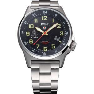 海上自衛隊 ソーラー メタル腕時計 S715M-06|kinkodo