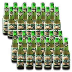 台湾 お土産 お酒  台湾ビール プレミアム (瓶) 330ml 24本(1ケース) kinmenbaystore