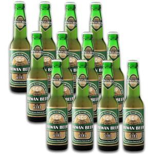 台湾 お土産 お酒  台湾ビール プレミアム (瓶) 330ml 12本 kinmenbaystore