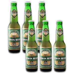 台湾 お土産 お酒  台湾ビール プレミアム (瓶) 330ml 6本 kinmenbaystore