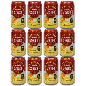 台湾 お土産 お酒 フルーツビール 通販   台湾ビール マンゴービール (缶) 330ml 12本  kinmenbaystore