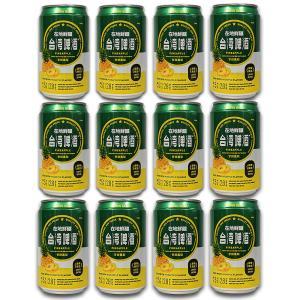 台湾 お土産 お酒 フルーツビール 通販   台湾ビール パイナップルビール  (缶) 330ml 12本  kinmenbaystore