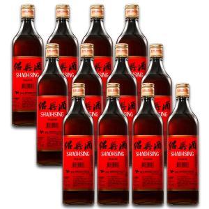 紹興酒 台湾 お土産 お酒  台湾紹興酒 600ml 12本 kinmenbaystore
