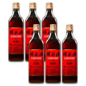紹興酒 台湾 お土産 お酒  台湾紹興酒 600ml 6本 kinmenbaystore