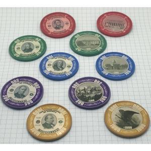 ポーカーチップ(22円)の詳細画像1
