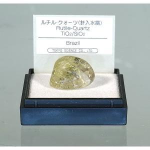 針入水晶  (ルチル・クォーツ)  MM008|kinokuniya
