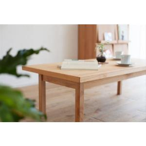 センターテーブル/ナチュラル105 センターテーブル リビング|kinomama