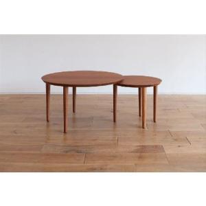 センターテーブル/バルーン69-2[ウォールナット] リビング リビングテーブル|kinomama