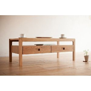 センターテーブル 木製 センターテーブル/レイリア90|kinomama