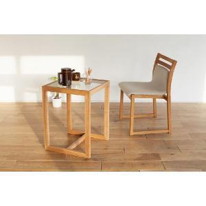 サイドテーブル/キューブ44 リビング リビングテーブル|kinomama