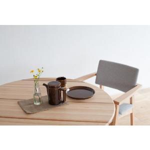 ダイニングテーブル ブリッツ100/ハードメープル kinomama