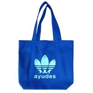 オリジナルキャンバスバッグ「ayudes」 kinomi