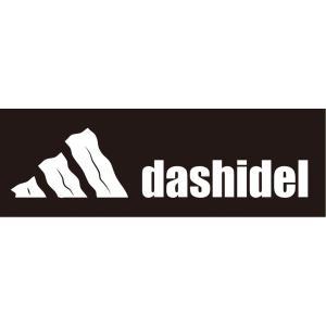 dashidel おもしろステッカー(横タイプ) パロディ ジョーク 【ゆうパケット対応】|kinomi
