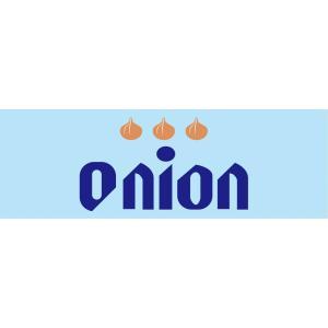 onion おもしろステッカー(横タイプ) パロディ ジョーク 【ゆうパケット対応】|kinomi
