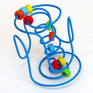 木のおもちゃ educo エデュコ スプリングリング|kinoomocha