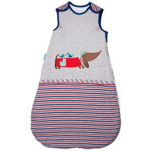 【スリーパー】grobag(グロバッグ)社 赤ちゃん用寝袋 ル シアン シックS 0-6ヵ月 です。...
