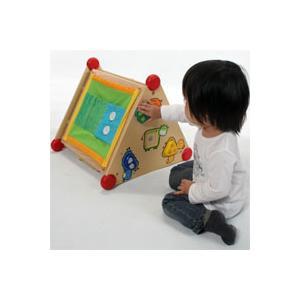 木のおもちゃ 知育玩具 出産祝い お誕生日プレゼントに人気 I'm TOY アイムトイ 指先レッスンボックス【Y】|kinoomocha|04