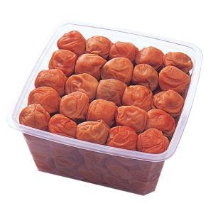 紀州梅干 家庭用紀州極上漬 2kg B級品
