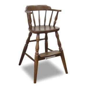 ベビーチェア 穂高 BC238 イス 天然木 子供椅子 ホワイトオーク 無垢 リビング アンティーク ハイチェア ウィンザー 飛騨産業 国産 日本製 kinositakagu