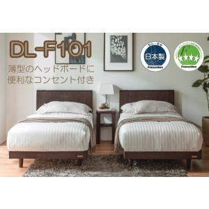 ベッド フランスベッド ディーレクトス DL-F101-DS ダブル ダブルスプリング フレームのみ コンセント付き シンプル モダン 国産 日本製 開梱・設置サービス kinositakagu 08