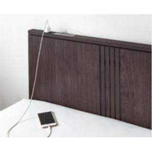 ベッド フランスベッド ディーレクトス DL-F101-LG ダブル 脚付き フレームのみ コンセント付き シンプル モダン 国産 日本製 開梱・設置サービス|kinositakagu|03