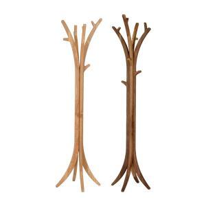 枝をイメージし、掛けても何もかけなくてもお部屋のオブジェになります。 サイズは2タイプ、ウォールナッ...