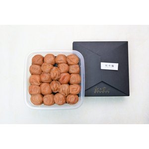 紀の梅 ポリケース詰め 450g 【塩分】約8%|kinoya-kawabe-foods